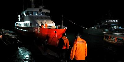 El submarino desaparecido en Indonesia tiene 72 horas de capacidad de oxígeno