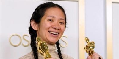 La prensa china ignora el histórico Óscar a Chloé Zhao como mejor directora