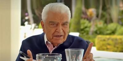 """""""Don Francisco"""" narra sus memorias """"Con ganas de vivir"""" al cumplir 80 años"""