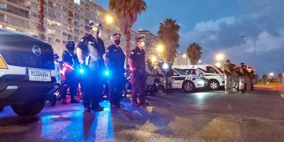Policía cumplió 84 operativos por aglomeraciones durante el 1° de mayo