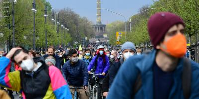 Alemania planea aliviar las restricciones vigentes para los inmunizados
