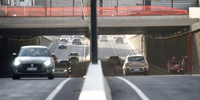 Túnel de Avenida Italia quedó habilitado en ambos sentidos