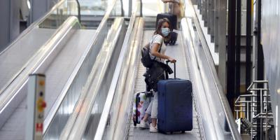 España amplía al 25 de mayo las limitaciones a vuelos de Brasil y Sudáfrica