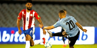 Uruguay cede 2 puntos más en el Centenario