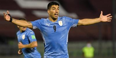 Uruguay volvió a empatar sin goles, esta vez ante Venezuela en Caracas