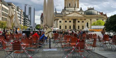 Alemania registra menos de mil contagios por segundo día consecutivo