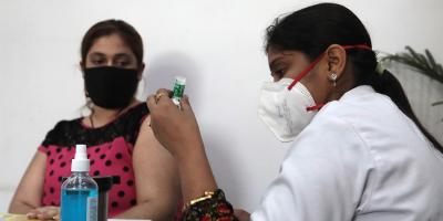 La India administró más de 250 millones de dosis tras 5 meses de vacunación