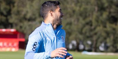 """Suárez espera un debut """"complicado"""" frente a Argentina y apuntó que será su última Copa América"""