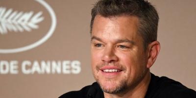 """Matt Damon: """"El cine es un negocio fantástico, pero también brutal"""""""