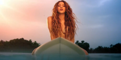 """Shakira presentó este viernes su nuevo """"himno bailable"""", """"Don't Wait Up"""""""