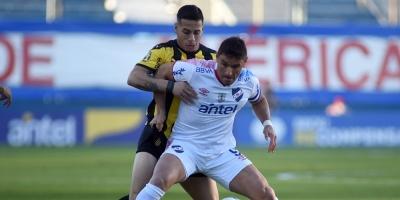 Copa Sudamericana: Peñarol se clasificó
