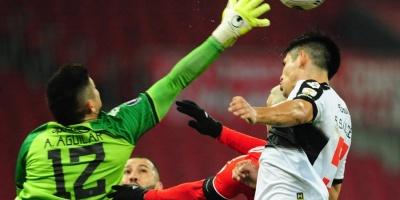 Olimpia elimina al Inter en los penales y se medirá con Flamengo