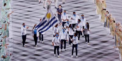 Los atletas de Tokio 2020 desfilaron al ritmo de canciones de videojuegos