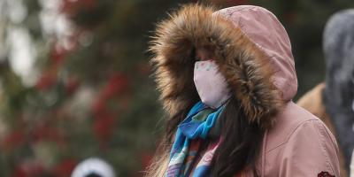Inumet anunció frío de origen polar con muy bajas sensaciones térmicas