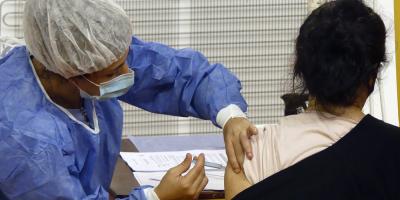 Más del 60% de la población uruguaya ya recibió las dos dosis contra el Coronavirus