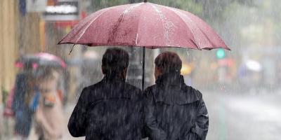 Inumet extiende advertencia amarilla por tormentas fuertes y lluvias intensas