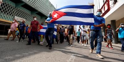"""Gobiernos de una veintena de países repudian """"arrestos masivos"""" en Cuba"""