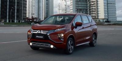 Nueva Mitsubishi Xpander, la SUV de 7 plazas de Mitsubishi