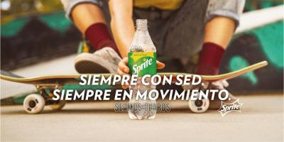 """Sprite presenta """"Seamos Claros"""" e invita a los jóvenes a refrescar la rutina"""