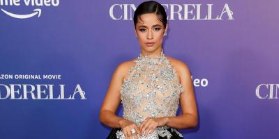 """Camila Cabello deslumbra en el estreno de su """"Cinderella"""""""