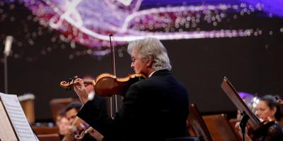 """La Filarmónica de Viena espera """"con ilusión"""" su debut en la Sagrada Familia"""