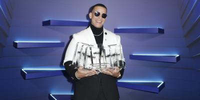 Daddy Yankee entra al selecto club de los Premios Billboard Salón de la Fama