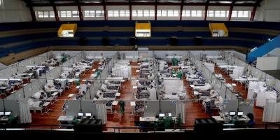 Brasil roza las 591.000 muertes por covid, pero las cifras siguen a la baja