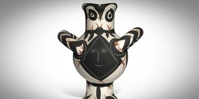 Cerámicas de Picasso recaudan 1,9 millones de euros en una subasta en Londres