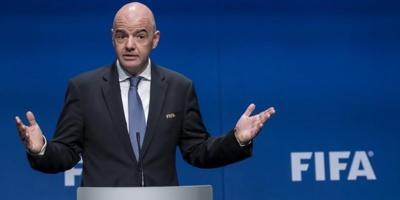 La FIFA destaca su compromiso de fomentar estilos de vida más saludables