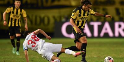 Copa Sudamericana: Agustín Canobbio tuvo un resultado adverso en control antidopaje