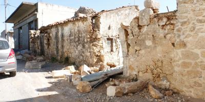 Un sismo de magnitud 5,8 en la escala de Richter sacude isla griega de Creta