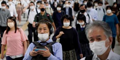 Japón planea levantar la emergencia sanitaria por coronavirus esta semana