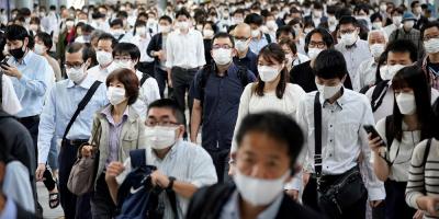 Japón levantará la alerta sanitaria por covid-19 el próximo 1 de octubre