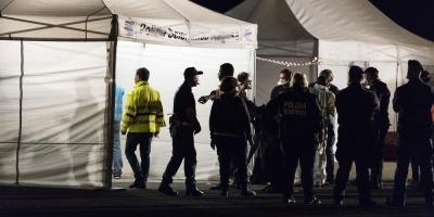 Un pesquero con 686 migrantes llega a la isla italiana de Lampedusa