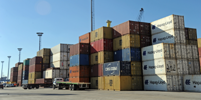El paro en el puerto capitalino se extenderá hasta el jueves