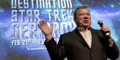El actor de Star Trek William Shatner irá en nuevo vuelo espacial Blue Origin