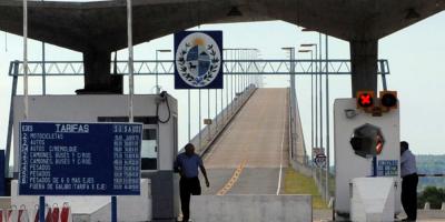 Argentina habilitó el ingreso terrestre a través del puente que une Concordia con Salto