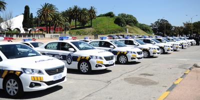 Policía incorporó 42 vehículos para patrullaje que serán distribuidos entre Montevideo e interior