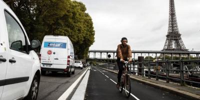 París invertirá 250 millones de euros para impulsar el uso de bicis