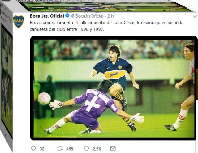 7f6e9a5ba70af Hallan sin vida en Argentina a Julio Toresani