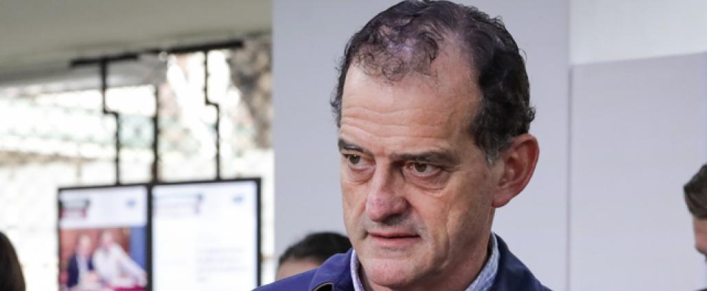 Manini Ríos considera que Astori ha caído bajo