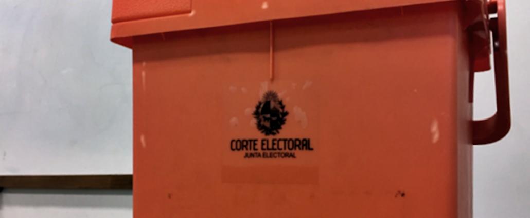 Las elecciones departamentales se posponen hasta el 4 de octubre como máximo