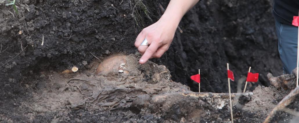 Investigan dos datos diferentes sobre posible ubicación de restos de detenidos desaparecidos