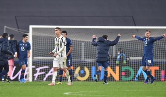 El Oporto hunde al Juventus con la épica
