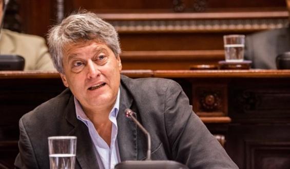 Michelini espera que tras su advertencia no haya problemas en la recolección de firmas contra la LUC