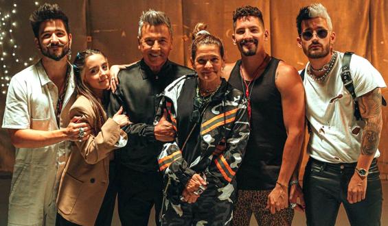 """La familia Montaner tendrá su propio """"reality"""""""