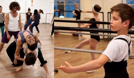 El Sodre celebra el Día Internacional de la Danza con una gran coreografía colectiva y clases online
