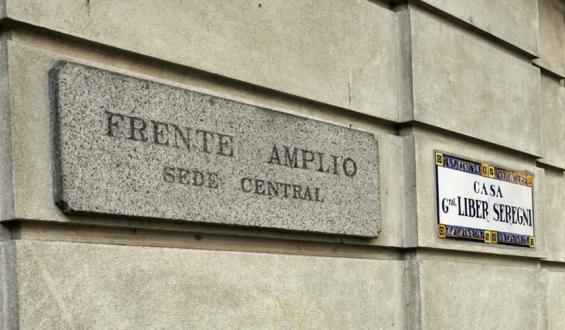 Ricardo Ehrlich asumió como coordinador del Frente Amplio