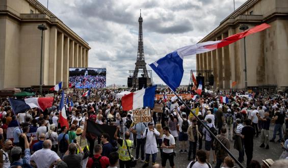Así funcionará el certificado sanitario que Francia acaba de aprobar
