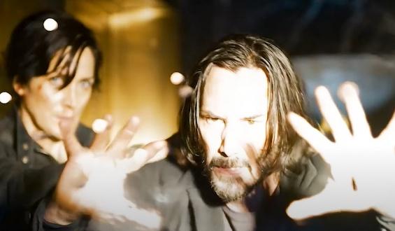 """Primer trailer de """"Matrix Resurrections"""" revoluciona las redes"""